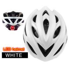 Ultralight Safety Sweat absorption and comfort Detachable Tail Light bike Helmet
