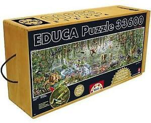 Puzzle 33600 pcs Vida Salvaje