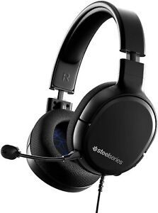 SteelSeries Arctis 1 Wired Gaming Headset for Xbox, PC, PS5, PS4,Nintendo Switch