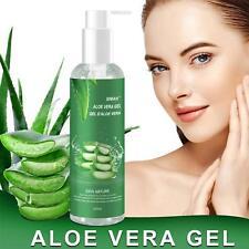 Gel Aloe Vera Bio 100% - hydratant Visage Corps Cheveux, Hydratant naturel