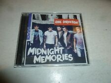 One Direction - Midnight Memories - 2013 UK 14-track CD Album