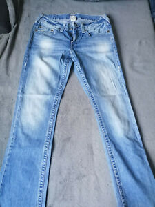True Religion Jeans - Section Straight Gr.32/34
