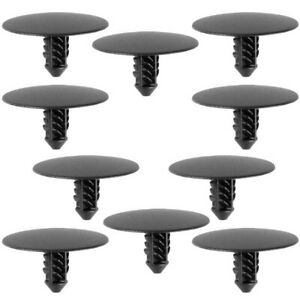 GM Hood Insulation Retainer 10 Pcs * GM 11571159 * Fits 7 mm Hole