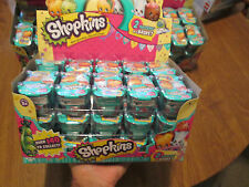 LOT 30 BASKET BLIND 60 SHOPKINS SEASON 3 ( 2 Pack edition ) RARE LIMITED SPECIAL