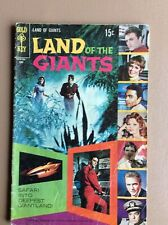 Land of the Giants Comic Book #4 by Gold Key