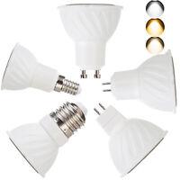 GU10 MR16 E27 GU5.3 E14 Dimmable LED COB Spotlight Bulb Incandescent 30W Lamp RK