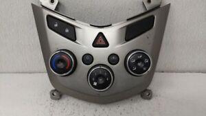 2013-2014 Chevrolet Sonic Ac Heater Climate Control Temperature Oem 111674