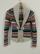 H&M Logg Sweater Colorful Women's XS