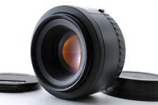 Pentax FA smc 50mm F/1.7 K Mount Lens with Caps Japan