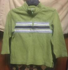 Gymboree Boy's Long Sleeve Henley Style Top, Size 4