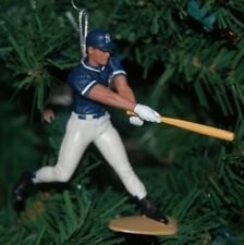 Derek Jeter Blue Jersey New York Yankees #2 Baseball Christmas Tree Ornament