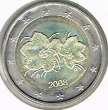 Finland 2008 UNC 2 euro : Standaard