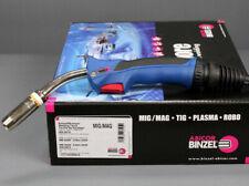 BINZEL MIG MAG Schweißbrenner MB25 GRIP AK 3-5m Schutzgas Schlauchpaket Euro
