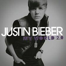JUSTIN BIEBER : MY WORLD 2.0  (LP Vinyl) sealed