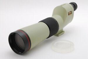 [NEAR MINT] Nikon Field Scope  ED D=60P w/eyepiece 20x from Japan #IIB