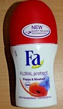 FA déodorant * roll-on * anti-transpirant Floral protect * femme * 48 h * NEUF