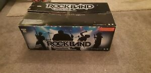 Rockband PS3 Full Set & Game In Original box & packaging Excellent condition.