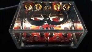 Pre-Phono preamplificatore per giradischi (montato e collaudato o in kit)