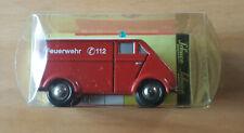h58 - Schuco / Piccolo 1/90 - DKW Schnellaster FEUERWEHR (01553)