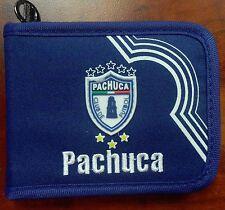 Official Licensed Rhinox Club Pachuca Zipper Wallet