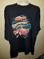Vintage 90s brand new Corvette T-Shirt size 2XL