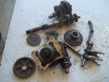 2003 YAMAHA GRIZZLY 660 4WD TRANSMISSION GEARS