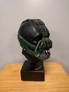 Batman - The Dark Knight Rises The Noble Collection Bane Mask 1:1 DAMAGED