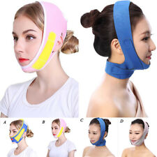 Face Lift Up Belt Slimming Bandage Mask Reduce Double Chin Face Strap Skin Care