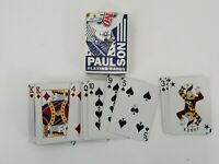 Paulson Playing Cards Jumper's Rock Island Casino Made in USA