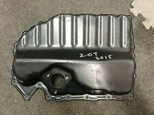 2015 Oem Vw Mk7 Gti Lower Steel Oil Pan For 2.0T May Fit Other Vehicles