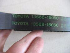 NOS TOYOTA OEM 93-97 Corolla-Engine Timing Belt 13568 16050 1356816050