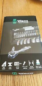 WERA 200995 Automotive Tool Check,Screwdriver Bit & Socket Set