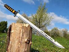 Wunderschöne leichte Zweihand Machete 70cm Machette XXL Couteau Coltello M001 OT