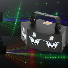 9 Eyes RGB Laser White Strobe Bühnenlicht Projektor Licht DMX Disco KTV DJ Party