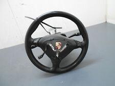 2004 02 03 04 Porsche 911 996 Turbo Steering Wheel / Column #5159