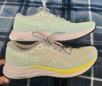 New Women's ASICS GEL-Excite 7 Ortholite Running Sneaker Shoe Mint Tint White 11