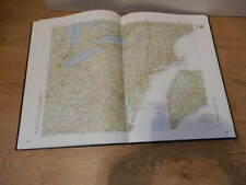 THE TIMES REFERENCE ATLAS OF THE WORLD ~ Hardback BOOK ~ New Generation Ed 2008