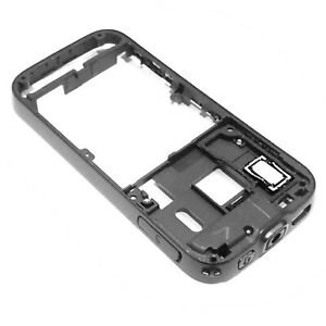 100% Genuine Nokia N85 side rear housing Black+power volume buttons+card cover