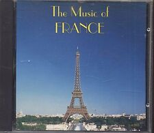 The music of France - CD NEAR MINT CONDITION