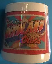 Baltimore Orioles BUDWEISER VINTAGE 10.2cm plastica thermo-serv boccale