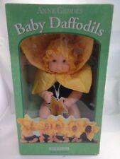 Anne Geddes Baby Daffodils New In Box