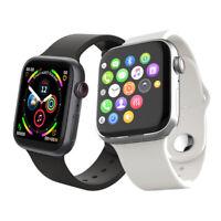 Smartwatch Bluetooth Uhr Freisprech Telefonie HD Display Android iOS Wasserdicht