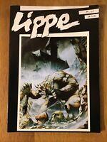 LIPPE NR. 6/7 1987 INDEPENDENT COMIC  80ER JAHRE COMICS FANZINE