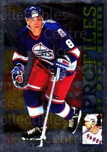 1995-96 Topps Profiles #18 Teemu Selanne