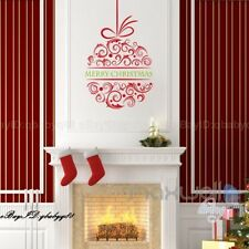 Home Office/Study Christmas Unbranded Wall Stickers