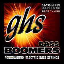 GHS 4M-B-DYB Bass Boomers - BEAD TUNING - 65-130 Medium
