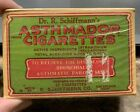 VINTAGE ASTHMADOR CIGARETTES QUACKERY DR R SCHIFFMANS BOX-unopened