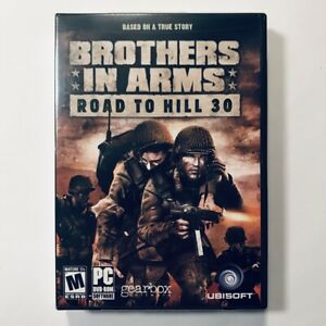 Brothers In Arms: Road To Hill 30 (Sealed, Brand New) PC