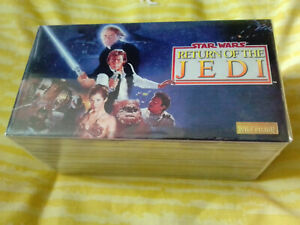 Star Wars Return of the Jedi Complete 144 Widevision Movie Card Set Topps - 1995