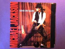 "Michael Jackson - Leave Me Alone (7"" single) picture sleeve 654672 7"